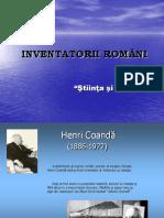 inventatorii romani