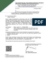 HKI.3-UM.01.01-12. Undangan Inventor Kegiatan Penyelesaian Substantif Paten Surabaya Jawa Timur, Tanggal 11 – 12 Maret 2020 di Kanwil Kemenkumham SURABAYA, JAWA TIMUR.