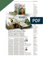 Coleçã de Artes Folha