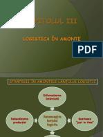 3_Logistica în amonte