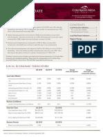 Mesa County Economic Update, Fourth Quarter 2019
