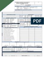 CSA-FO-SSO-001 Permiso de Trabajo Seguro Rev.3