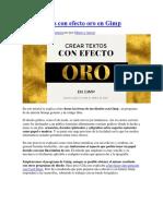 Crear textos con efecto oro en Gimp.docx