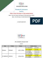 Planning des soutenances PFA GET_Juillet 2019 VF