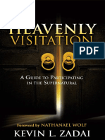 Heavenly Visitation by Kevin L. Zadai