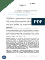 TERMINOLOGIA, TERMINOGRAFIA E LÍNGUAS DE SINAIS - Copia