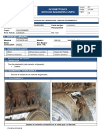 INFORME TECNICO - 070-SRV. EVALUACION DE CADENA DE CARRILERIA - EXCAVADORA CAT 326 D2L - 884 (1)