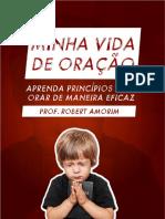 EBOOK MINHA VIDA DE ORAÇÃO