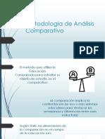 Metodología de Análisis Comparativo