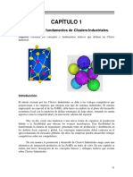 Analisis de cluster industriales