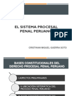 SISTEMA PROCESAL PENAL PERUANO - TÍTULO-PRELIMINAR-CPP.ppt