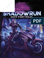 Shadowrun 6E - Beginner Box - Quick Start Rules