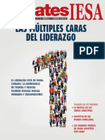 Las múltiples caras del liderazgo Debates-IESA-XXIV-1-abril-junio-2019