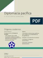4. Diplomacia pacífica.pptx