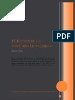 Seminário Redes Sociais e Low Cost no IV Encontro de Gestores Hoteleiros