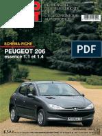 PEUGEOT 206 essence 1.1 et 1.4.pdf