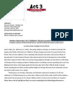 Press Release-The Jungle Book.docx