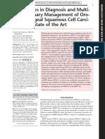 Oropharingeal  Carcinoma parvathaneni2019