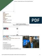 Xavier Moreau – Les experts militaires français et la Russie