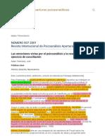 Neurología y psicoanálisis 1