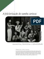 Tania_Garcia_A_folclorizacao_do_samba_carioca_memoria_historia_e_identidade