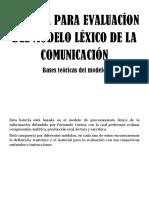 BATERIA PARA EVALUACÍON DEL MODELO LÉXICO DE LA COMUNICACIÓN (revisar ortografia).docx
