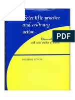 Michael Lynch - Scientific Practice and Ordinary Action_ Ethnomethodology and Social Studies of Science-Cambridge University Press (1994).pdf