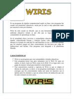 Investigación WIRIS