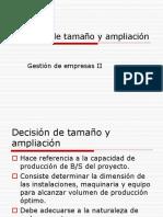 Decision-Tamaño