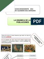 DINAMICA DE LAS POBLACIONES 2016