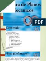 PLANOS MECANICOS
