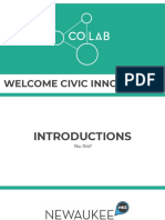 Co_Lab Kickoff