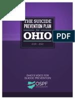 Suicide Prevention Plan for Ohio