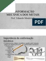 Conformação de Materiais (1)