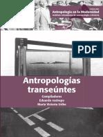 Antropologías Transeúntes - Parte 1