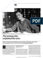 What Stars Are Made Of-The Life of Cecilia Payne-Gaposchkin