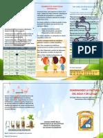 folleto proyecto matematicas2020