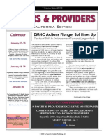 Payers and Providers – Issue of December 9, 2010