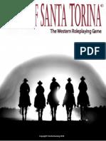 Guns of Santa Torina Core Rulebook