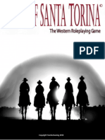 Guns of Santa Torina Core Rulebook