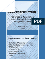 Appraising Performance PPT 022114