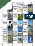 dominó i_pontos turisticos do brasil