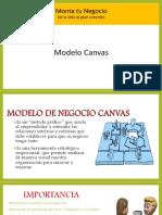 Diapositivas Business Model Canvas