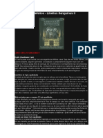 Vampire Dark Ages - Qualidades e Defeitos - Libellus Sanguinus II [Português]