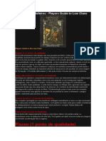 Vampire Dark Ages - Qualidades e Defeitos - Players Guide to Low Clans [Português].doc