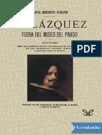 Velazquez fuera del Museo del Prado - Manuel Mesonero Romanos