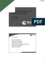 Presentacion Basics of PowerGen