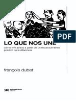 Lo que nos une_Francois Dubet_.pdf