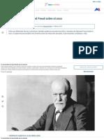 5 conceptos de Sigmund Freud sobre el sexo — Mejor con Salud