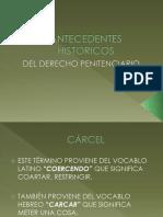 HISTORIA DER PENITENCIARIO PowerPoint